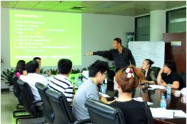 проект обучения английскому языку международного отдела CNPC