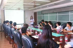 обучение английскому языку компании Тяньцзини SINOPEC