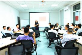 проект обучения бизнес-английскому языку CNOOC