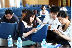 Projet de formation en anglais avec State Grid