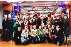Activité Salon de Noël