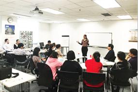 西门子公司高端商务英语培训项目
